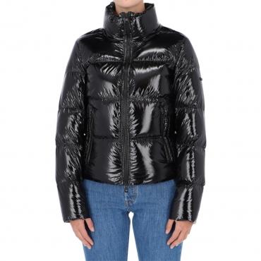 Giacca Refrigiwear Donna Ellis Piumino Laccato BLACK
