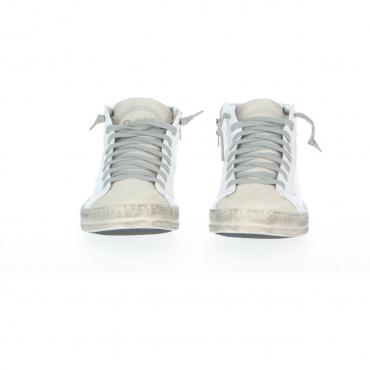 Scarpe P448 Donna F9 Skate White Leb