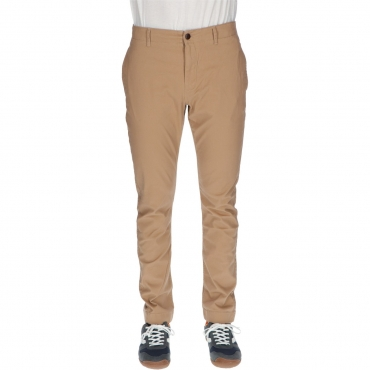 Pantalone Tommy Hilfiger Uomo Essential Slim Chino 246 TIGERS EYE