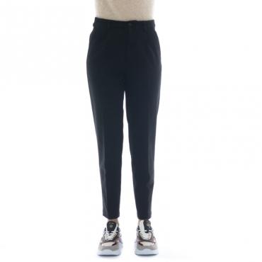 Pantalone donna - Neve 5682 W0001 - Nero