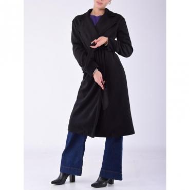 Cappotto vestaglia NERO