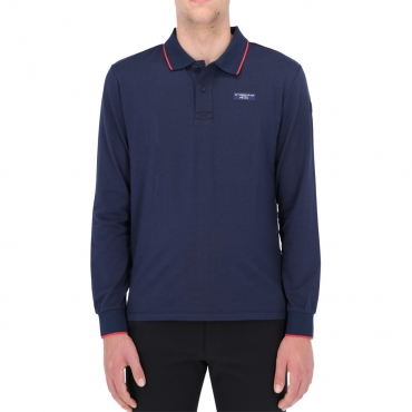 Polo NOrth Sails Prada Uomo Picton Coppa America 21 0802 NAVY BLUE