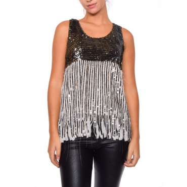 Top paillettes PANNA