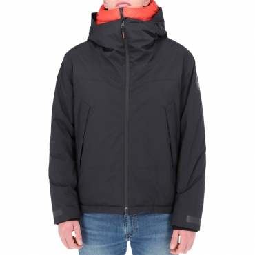 Giacca Napapijri Uomo Fahrenhei Jacket 041 BLACK