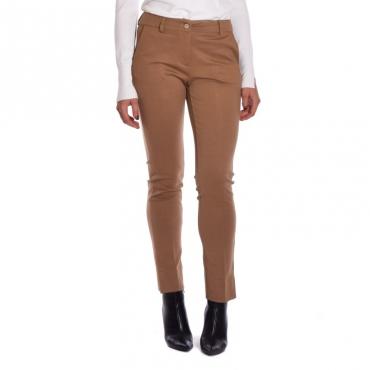 Pantalone new york punto milano CAMMELLO