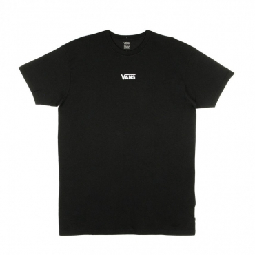 VESTITO CENTER VEE TEE DRESS BLACK