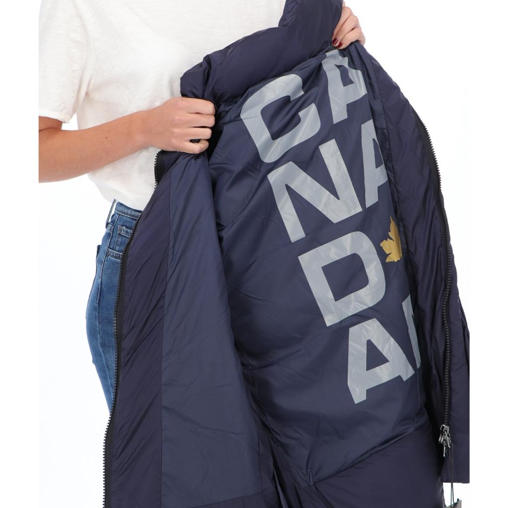 JKT EUGENIE M SATIN N W CANADIAN navy