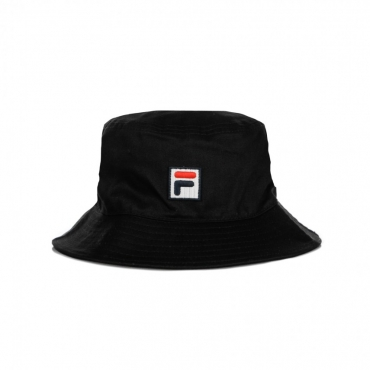CAPPELLO DA PESCATORE BUCKET HAT BOX LOGO BLACK