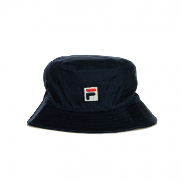 CAPPELLO DA PESCATORE BUCKET HAT BOX LOGO BLACK IRIS
