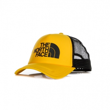 CAPPELLINO VISIERA CURVA LOGO TRUCKER SUMMIT GOLD/BLACK