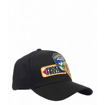 Baseball Cap nero