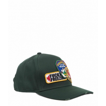 Baseball Cap verde