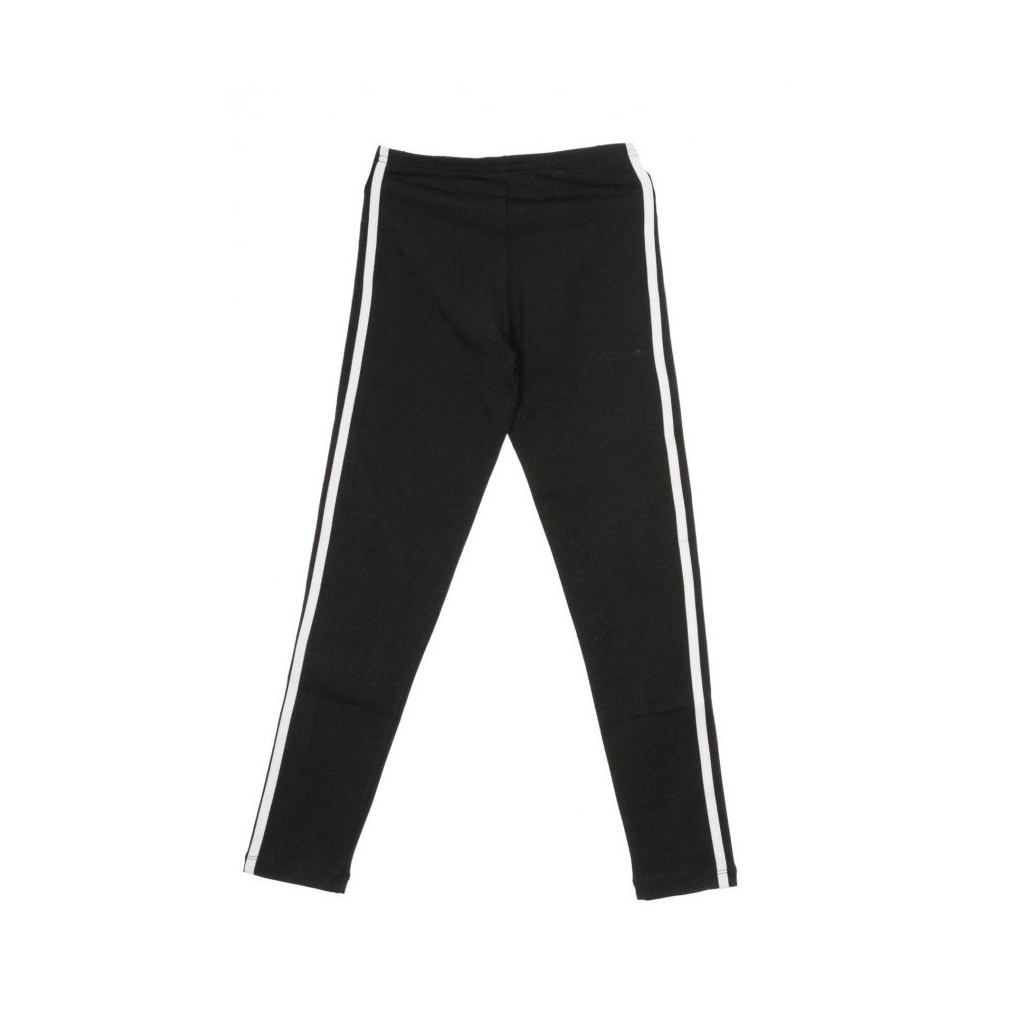 LEGGINS 3STRIPES LEGG BLACK/WHITE
