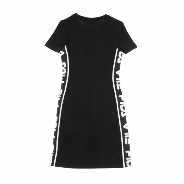 VESTITO TANIEL TEE DRESS BLACK