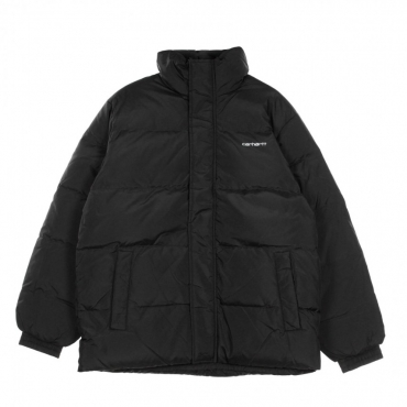 PIUMINO DANVILLE JACKET BLACK/WHITE