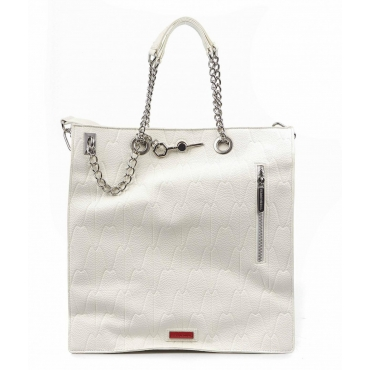 Borsa limited edition bianco