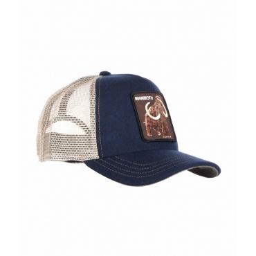 Baseball Cap Mammoth blu scuro
