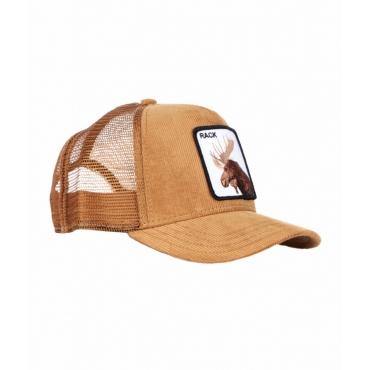 Baseball Cap Rack marrone chiaro
