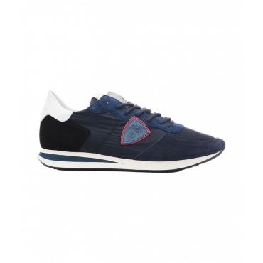 Sneaker TRPxLOW MONDIAL blu