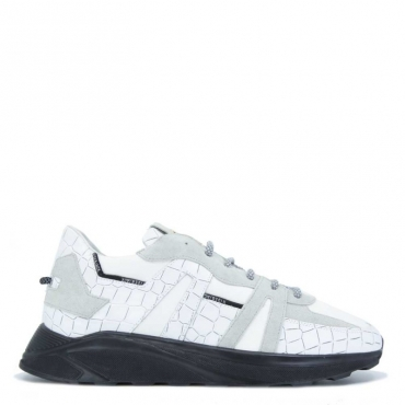 Sneakers Low Top Rubber WHITE
