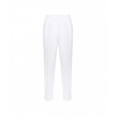 Pantalone Baton Rouge bianco