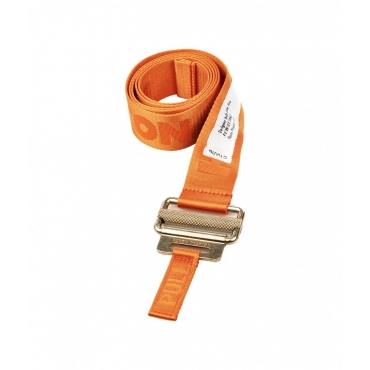 Cintura Logo-Tape arancione