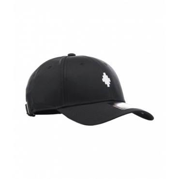 Cross Baseball Cap nero