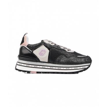 Sneakers Maxi Wonder nero