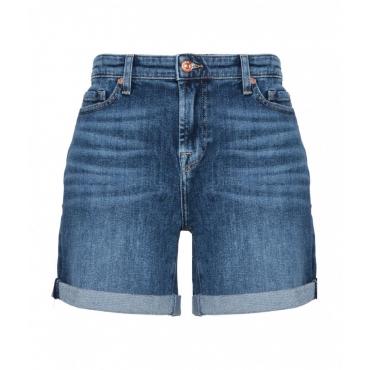 Boy Shorts blu