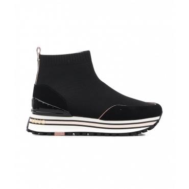 Sock Sneaker Maxi-Wonder nero