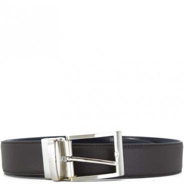 Cintura in vera pelle con fibbia 110