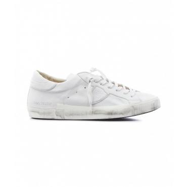 Sneaker Low man bianco