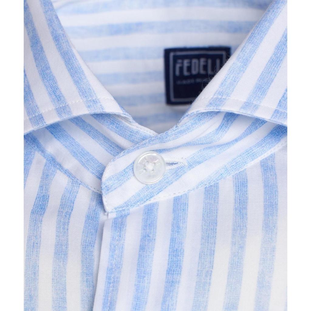 Camicia Sean blu