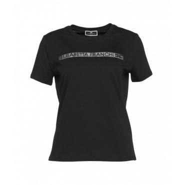 T-shirt Daily nero