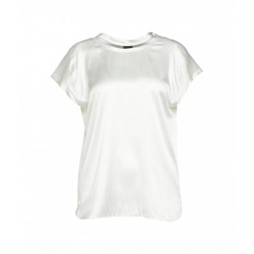 T-shirt Farida bianco