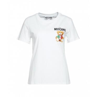 T-shirt Moschino bianco
