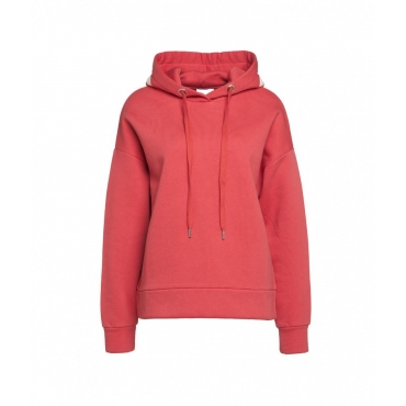 Hoodie rosso