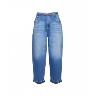 Jeans Easter Egg Fit blu