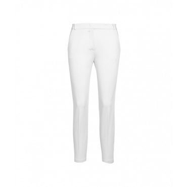 Pantaloni eleganti Bello bianco