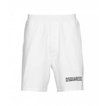 Jogging shorts bianco