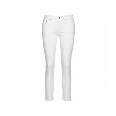Jeans Monroe bianco