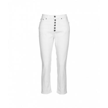 Jeans Koons bianco