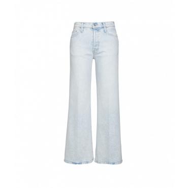 Wide leg Jeans Finale blu