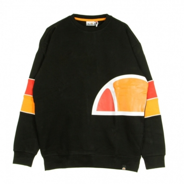 FELPA GIROCOLLO CREW NECK BLACK