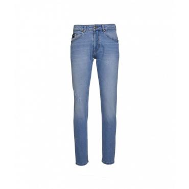 Jeans Str Dorcon blu