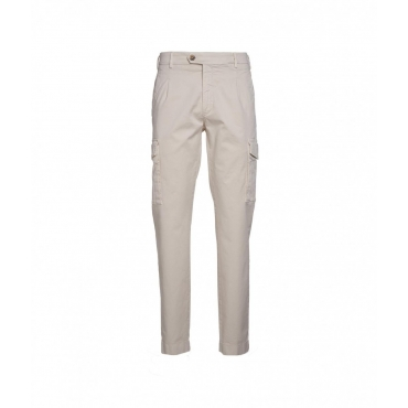 Pantaloni cargo Shibuya 700 beige