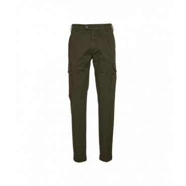 Pantaloni cargo Shibuya 700 verde