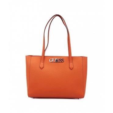 Shopper Uptown Chic arancione