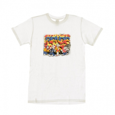 MAGLIETTA LOONEY GANG TEE WHITE