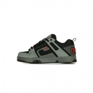 SCARPE SKATE COMANCHE GREY CHARCOAL/BLACK/LEATHER/NUBUCK